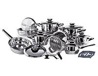 Набор посуды (Набор кастрюль) 23 предмета VINZER 89025 GRAND CUISINE
