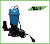 Дренажно-фекальный насос ALBA WQD 550F