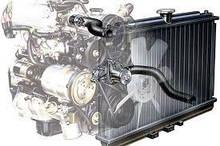 Охлаждение и обогрев Renault Trafic 3