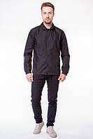 Куртка ветровка мужская Selected Homme (черный)