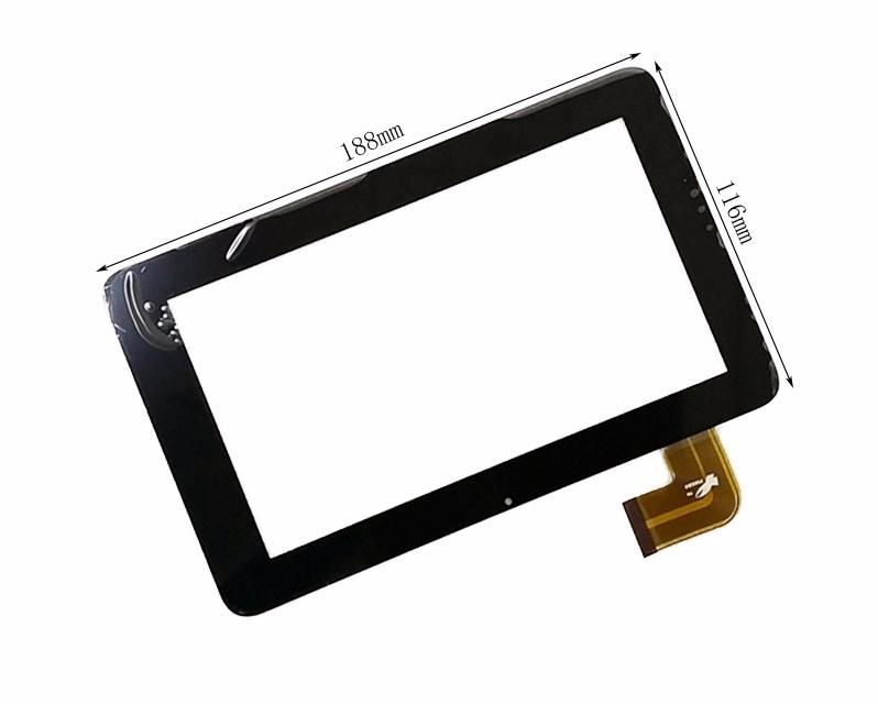 Тачскрин 188x116mm 36pin FPC-TP070143(D709)-00