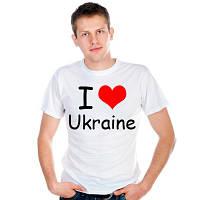 Фото на белой футболке