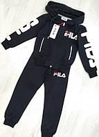 Детский спортивный костюм FILA для мальчика  размер 110,116  на 5,6 лет  (Турция)