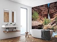 Керамическая фотоплитка Print Color Водопады Водопад со скалы