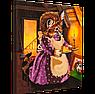 Набор для вышивания бисером FLF-050 От кошки для мышки 30*30 Волшебная страна качественный, фото 2