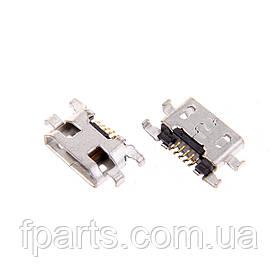 Коннектор зарядки Sony C2304, C2305 Xperia C, Nokia 625, 1320, Fly IQ446