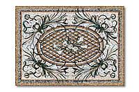 Мозаичный ковер