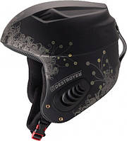 Шлем Destroyer Helmet Black Черный (DSRH-111)