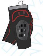 Защитные шорты Destroyer Protection Shorts Plastic Черный, Серый (DSRP-333)