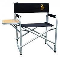 Директорский стул со столом Tramp TRF-002 Черный (TRF-002)