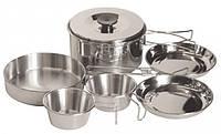 Комплект посуды. Нержавеющая сталь Tramp TRC-001  (TRC-001)