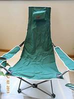 Шезлонг в чехле Totem TTF-006 Зеленый (TTF-006)