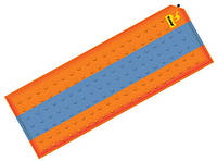 Самонадувающийся коврик Tramp TRI-002 Оранжевый / Серый (TRI-002)