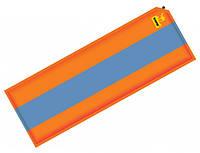 Самонадувающийся коврик Tramp TRI-006 Оранжевый / Серый (TRI-006)
