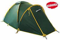 Универсальная палатка Tramp Space 2 Зеленый / Желтый (TRT-017.04)