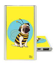 Внешний аккумулятор для iPhone с Вашим логотипом