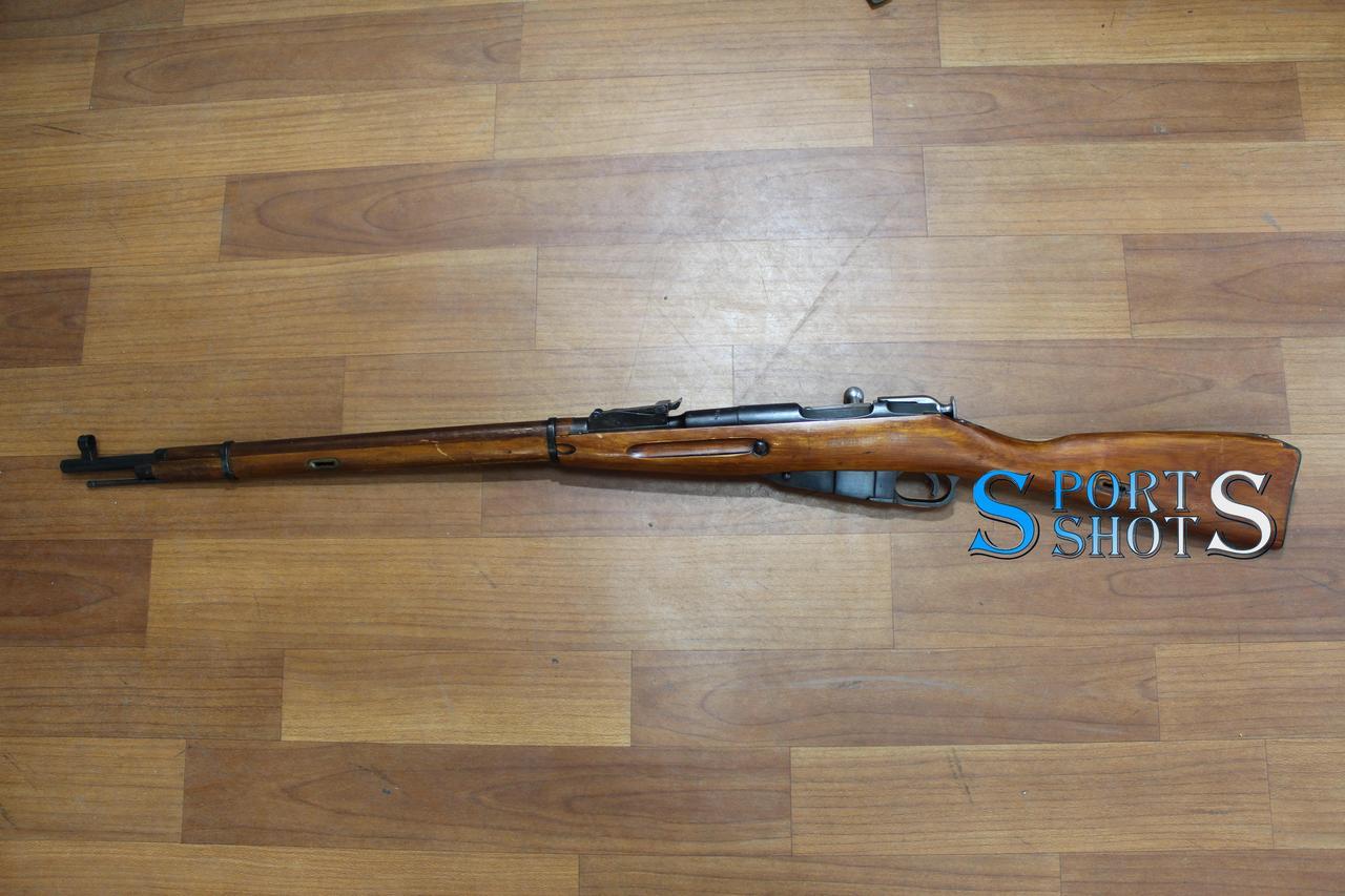 ММГ Гвинтівка Мосіна (ЧНИУ 1291) 1939р (Макет масогабаритний)
