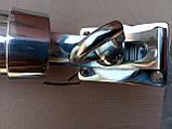 Нержавеющий регулируемый держатель удочки с креплением на палубу, фото 3