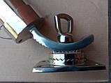 Нержавеющий регулируемый держатель удочки с креплением на палубу, фото 4