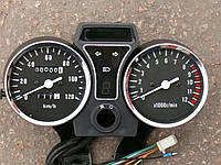 Панель приборов в сборе Альфа 120 км/час