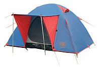 Универсальная палатка Sol Wonder 3 Синий / Красный (SLT-006.06)