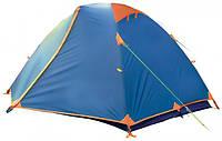 Универсальная палатка Sol Erie Синий / Красный (SLT-023.06)