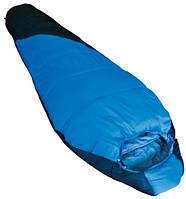 Спальный мешок-кокон Tramp Mersey Индиго / Черный (TRS-019.02)