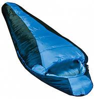 Спальный мешок-кокон Tramp Siberia 5000 XXL Индиго / Черный (TRS-009.06)