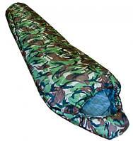 Спальный мешок-кокон Tramp Warcraft XXL Камуфляж (TRS-015.06)
