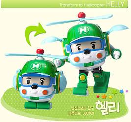 Машинка трансформер Robocar Poli Хелли
