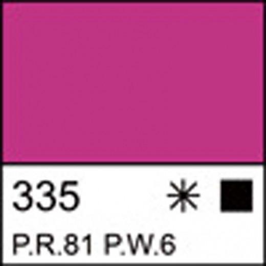 Фарба акрилова ЛАДОГА, рожева світла, 100мл ЗХК