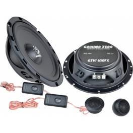 Компонентная акустика 165 мм Ground Zero GZIC 650FX