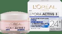 Ночной крем для сухой и чувствительной кожи L'ORÉAL PARIS Hydra Active 3, 50 мл., фото 1