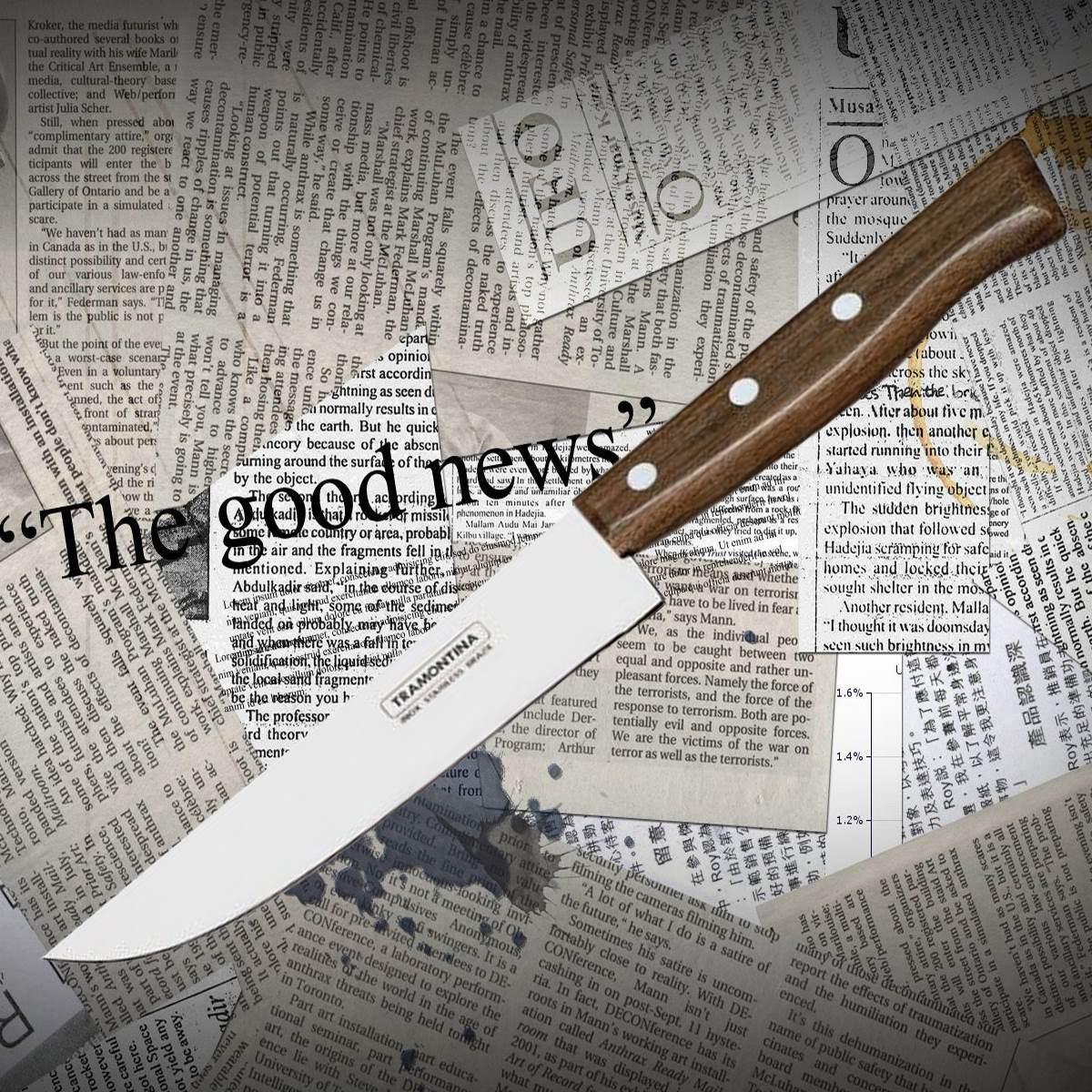 Нож кухонный Tramontina 22217/008 Traditional универсальный