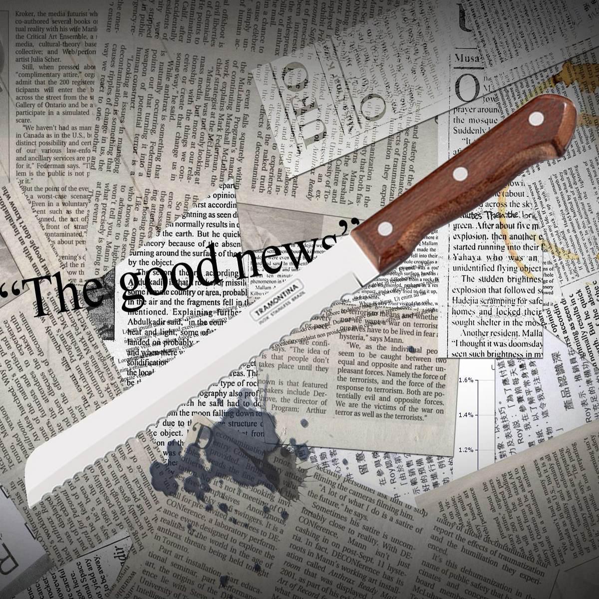 Нож кухонный Tramontina 22805/008 OLD COLONY для хлеба