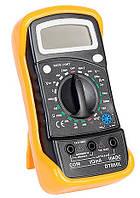 Цифровой мультиметр Digital Tech DT850L с подсветкой
