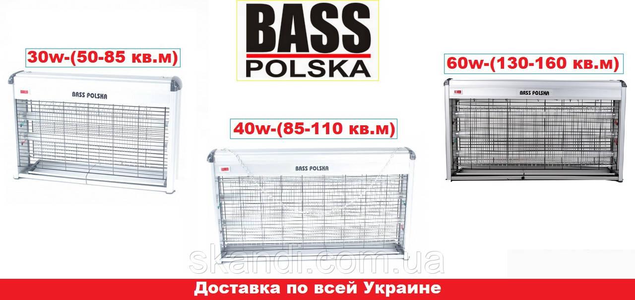 Уничтожитель насекомых 30/40/60W  Bass Polska(Польша)Оригинал до 160кв.м