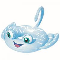 Круг надувной для плавания «Скат», от 10 лет, фото 1