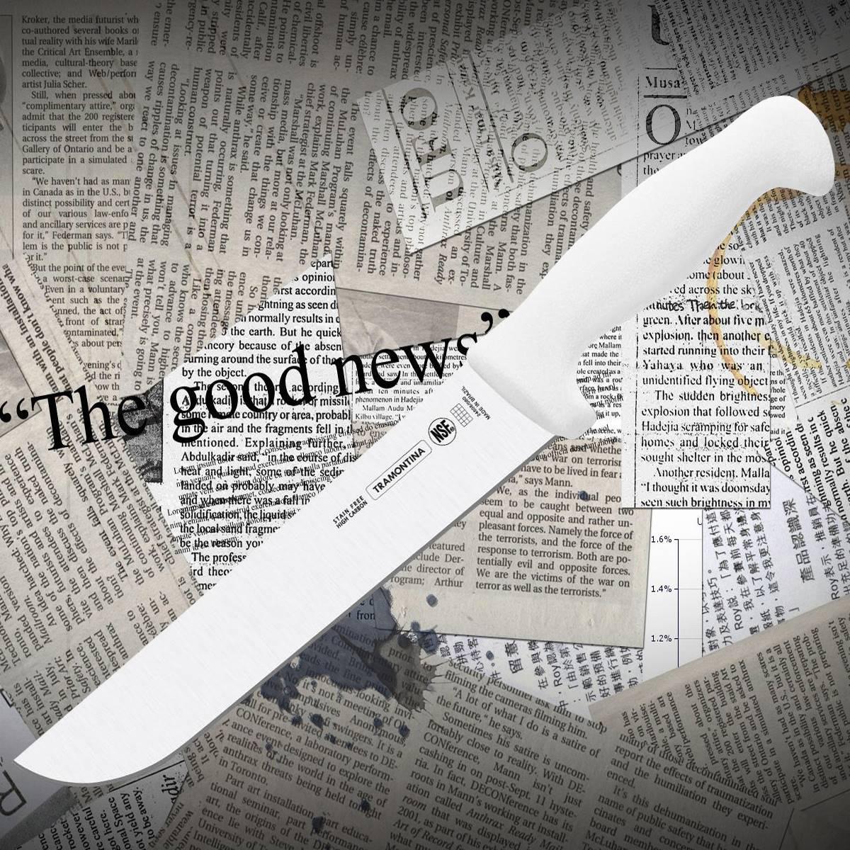 Нож кухонный Tramontina 24608/086 PROFESSIONAL MASTER для мяса