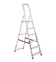 Алюминиевая лестница-стремянка KRAUSE Corda 6 ступеней