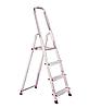 Лестница-стремянка алюминиевая KRAUSE Corda 4 ступени