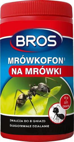 Инсектицид Bros Мровкофон 145г