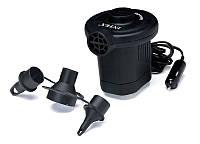 Электрический насос Intex 66626 Quick Fill 12 В работает от прикуривателя