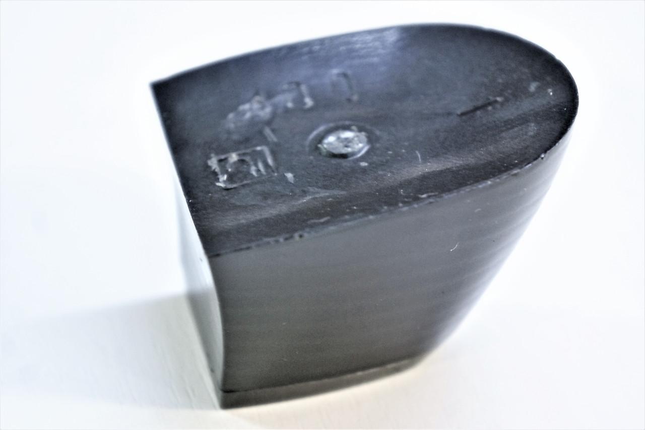 Каблук женский пластиковый 400 р.1-3  h-4.0-4.4 см.