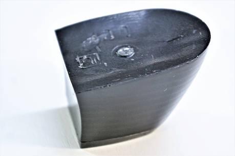 Каблук женский пластиковый 400 р.1-3  h-4.0-4.4 см., фото 2