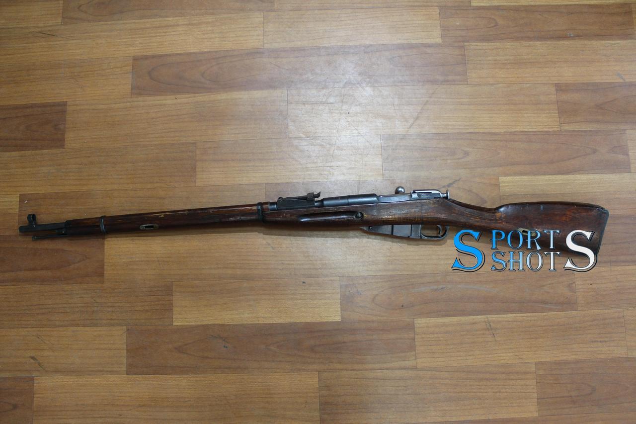 ММГ Гвинтівка Мосіна (ЧНПТ 3203) 1940р (Макет масогабаритний)