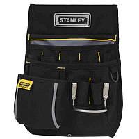 Пояс-сумка для инструмента Stanley Basic Tool Pouch, полиэстер, 235x332x75 мм. (1-96-181)