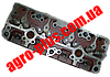 Головка блока цилиндров с клапанами СМД-14, СМД-14Н, СМД-22