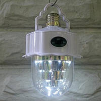 Аварийная лампа Yajia 1886L заряжающаяся от цоколя