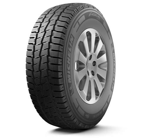 Шина 225/65 R16C 112/110R AGILIS ALPIN MICHELIN